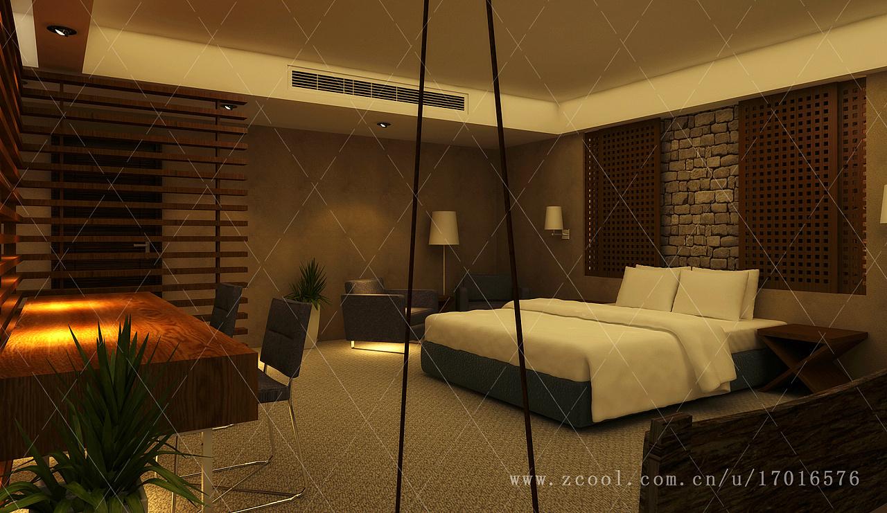 郑州民宿酒店设计 河南民宿设计图片
