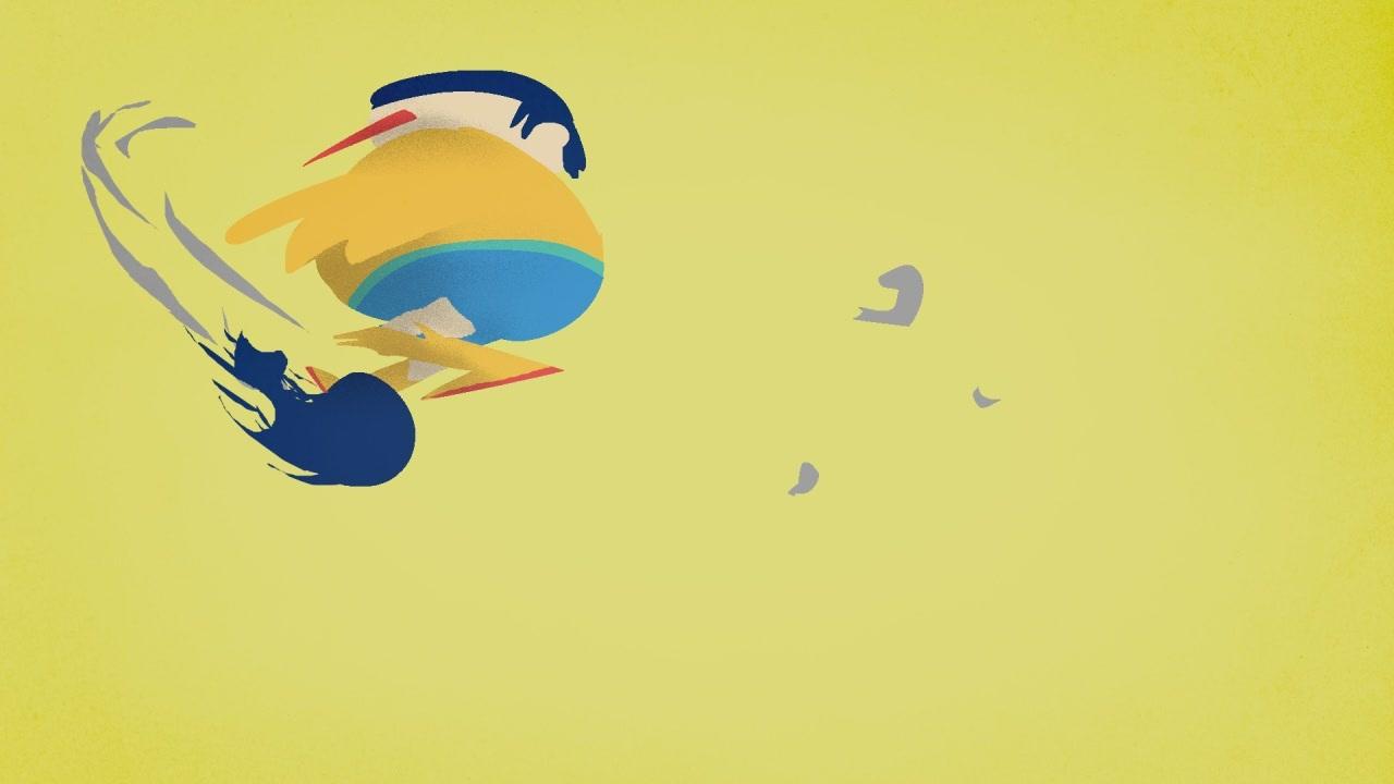 手绘巴西gif动画
