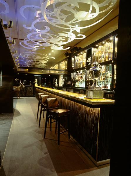 柳州酒吧装修设计公司《mist酒吧设计》|室内设计