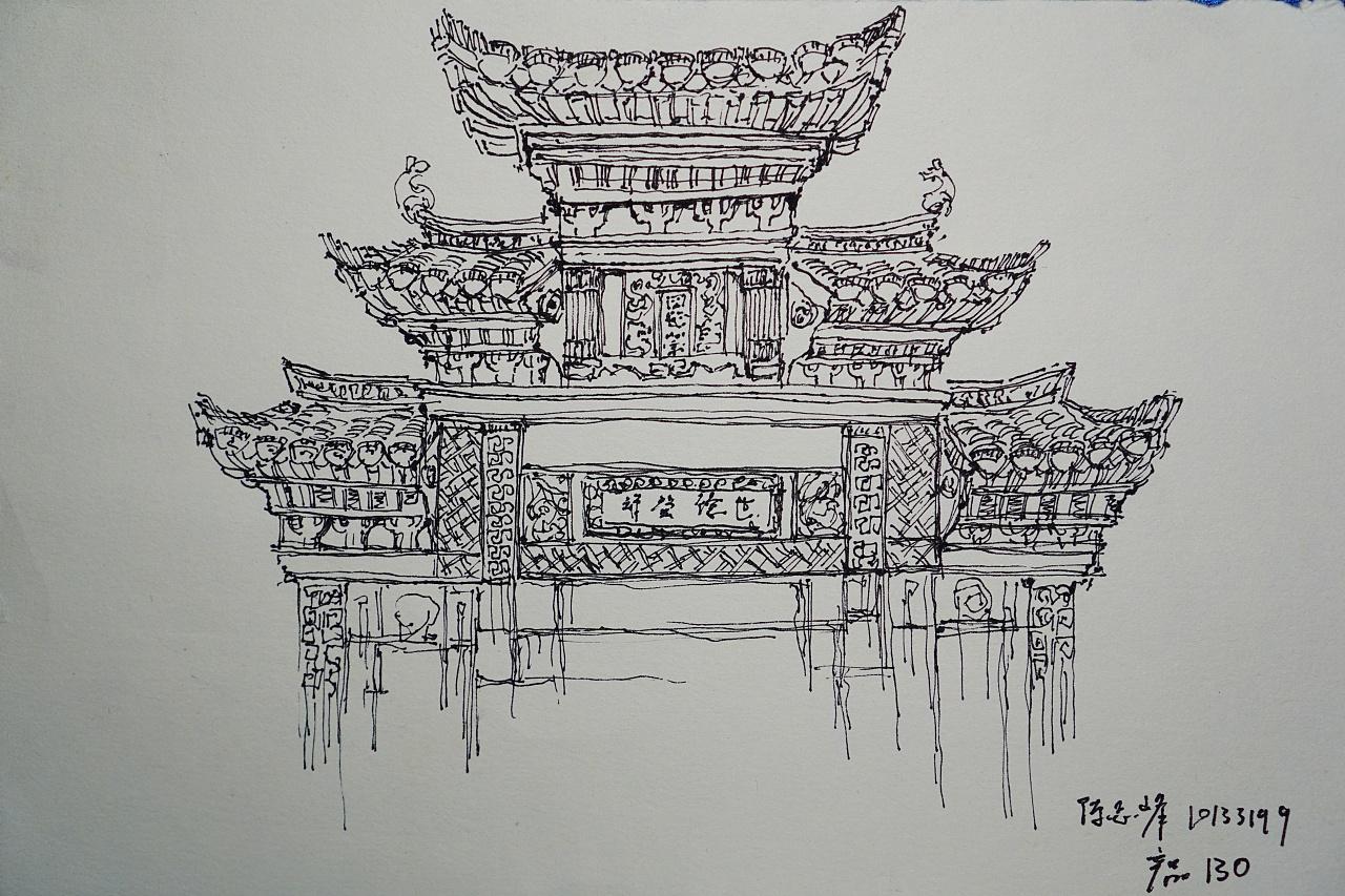 古建筑采风系列
