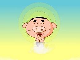 微信表情包《猪九福》第一弹