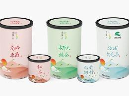 木草人品牌包装设计