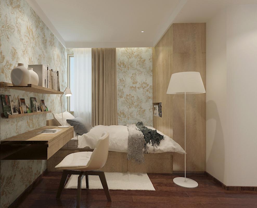 90平小型住宅设计