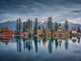 川西措卡湖