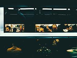 地铁线——<步履匆匆>