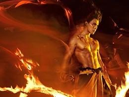 浴火重生—《哪吒之魔童降世》同人
