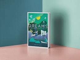 Dreams Book - Weitong Mai Illustration