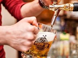 向啤堂精酿啤酒餐厅品牌设计