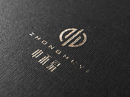 中禾易logo设计