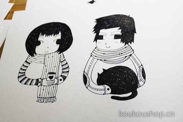 手绘11#动漫作品