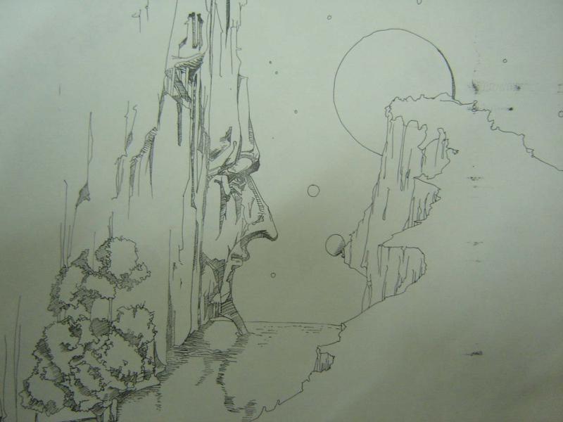 原创作品:漫画手绘
