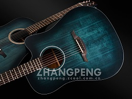 吉他拍摄-摄影师张鹏