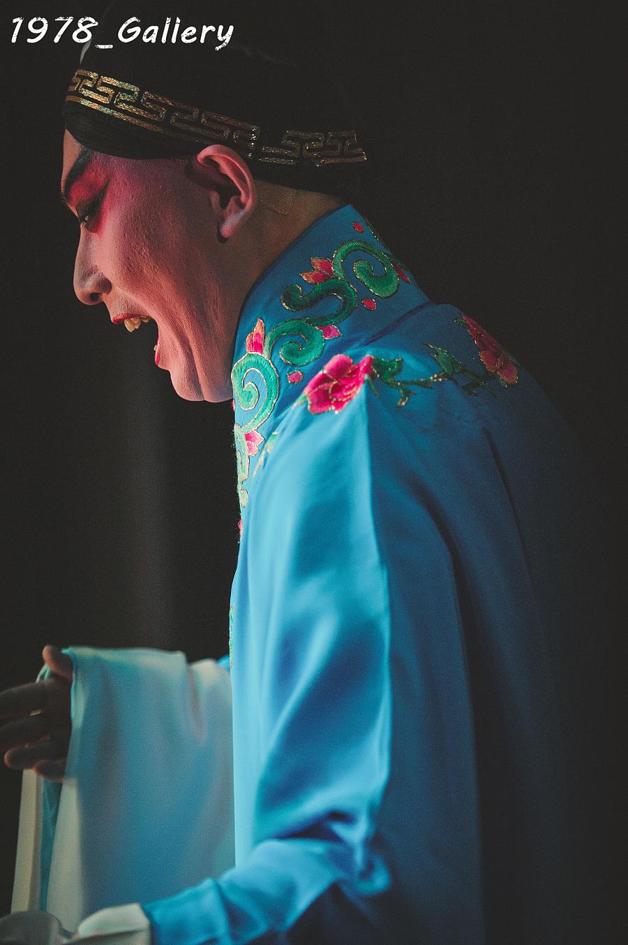京剧《白蛇传》剧照 人像 摄影 1978