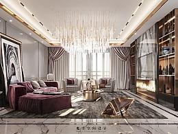 【魔方】意式轻奢•杭州住宅项目