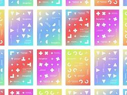色彩与版式练习