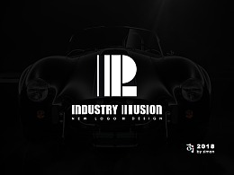 Industry Illusion NEW LOGO DESIGN