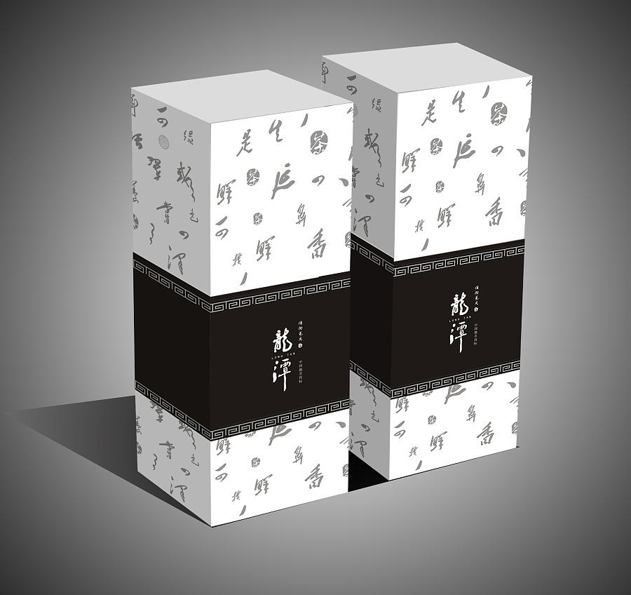 龙潭茶叶包装再设计图片