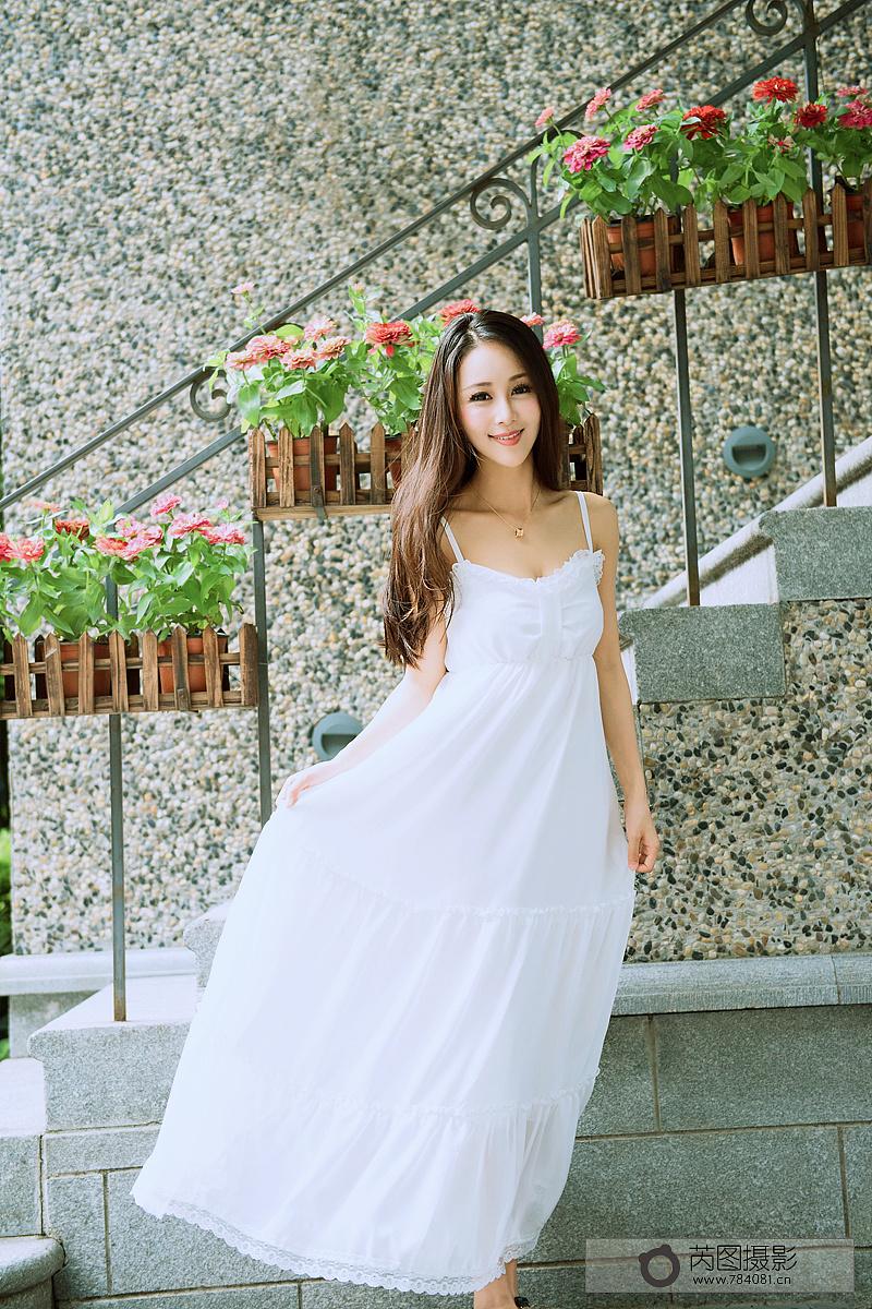 婚纱 婚纱照 连衣裙 裙 800_1200 竖版 竖屏