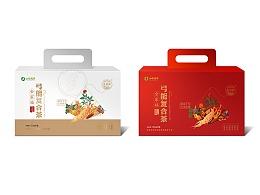 『包装设计-药茶类』宋家沟药茶包装案例(二)