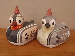 鸳鸯盒-Moil's handmade