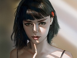 今天画的图你们喜欢吗?
