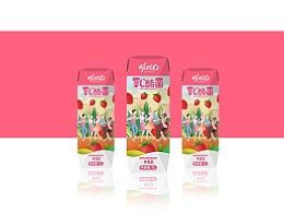 最近一些酸奶乳酸菌包装