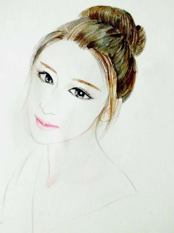 水彩手绘-临摹练习