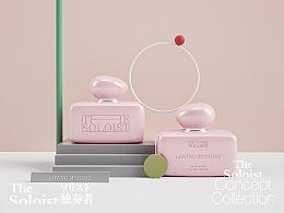 概念集合 · 三 独奏者香水 Concept Collection / 3