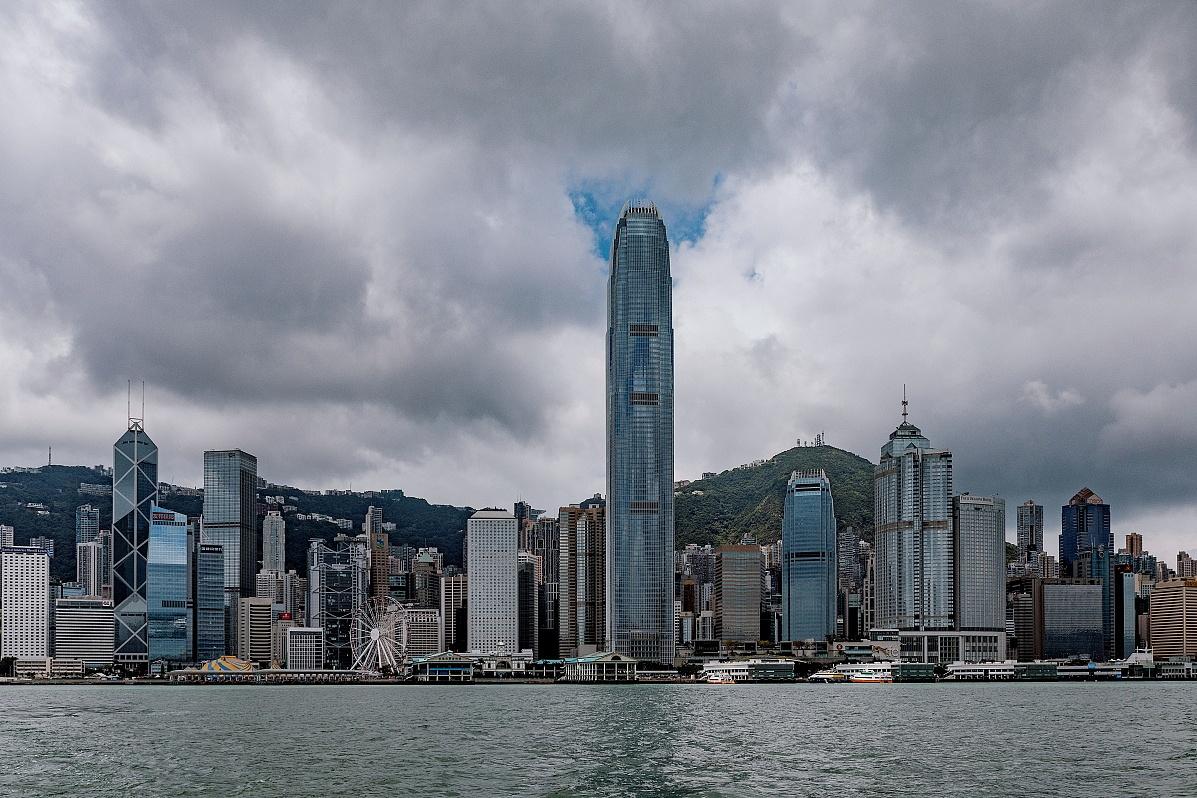 香港礹c._香港中环