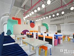 儿童艺术教育培训机构设计