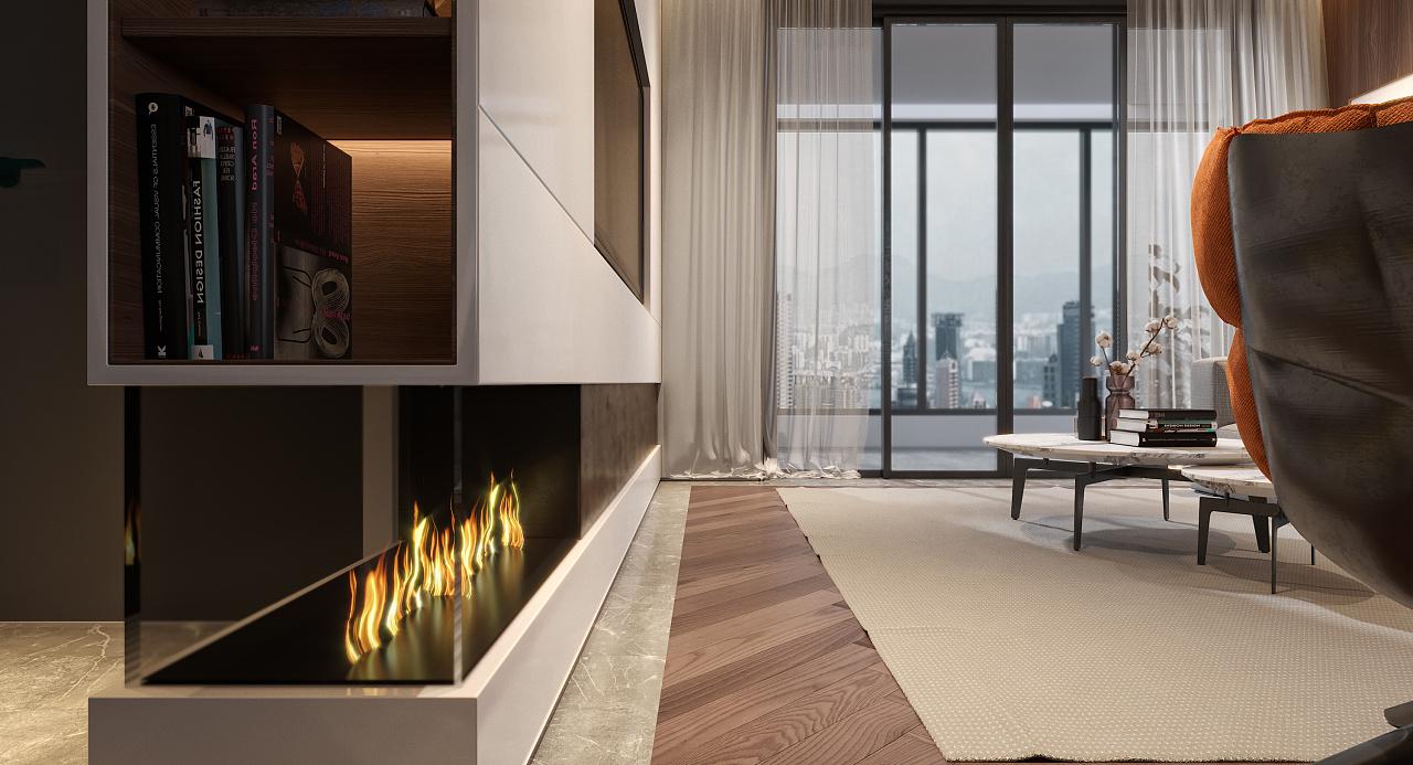 【木】音乐|空间|室内设计|1997工作室 - 原创作品图片