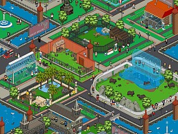 像素动物园