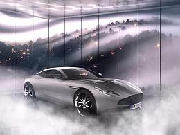 Aston Martin  car launch