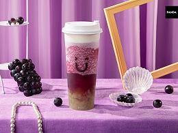 又一茶 ✖ 熊猫视觉 | 茶饮拍摄
