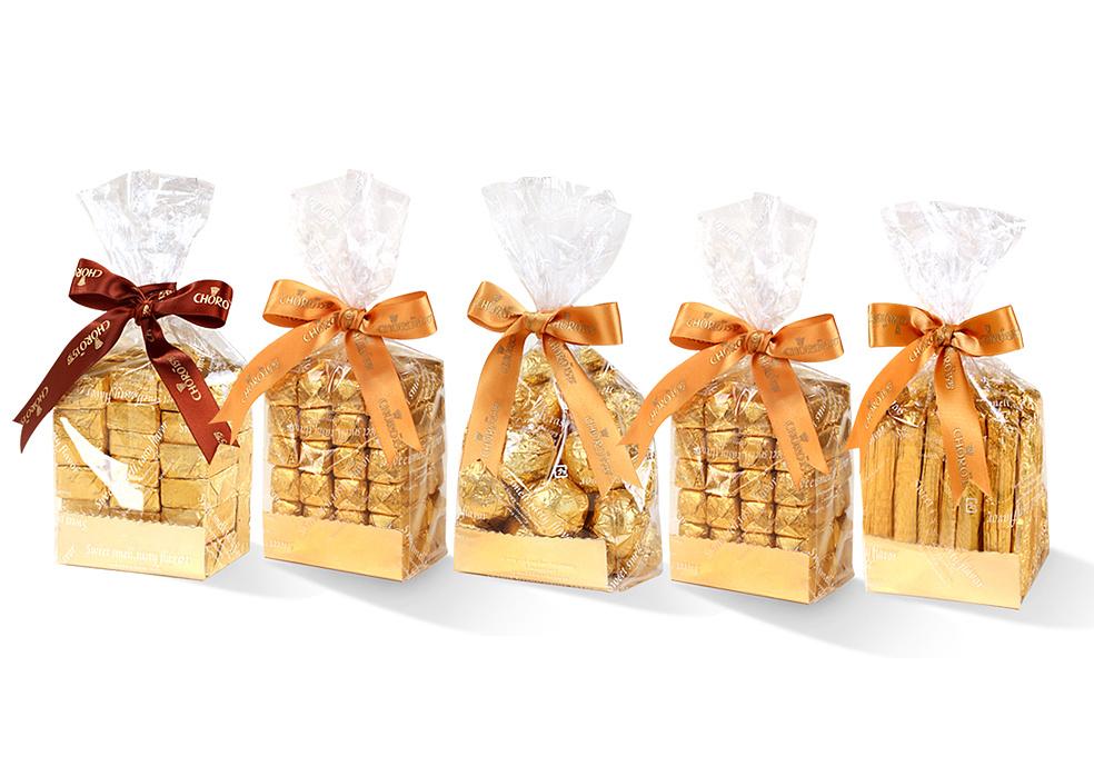 巧罗手工巧克力包装设计