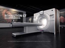 GE Show cace 2016-Revolution CT VR展示
