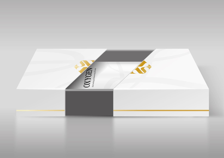 两款面膜包装设计图片