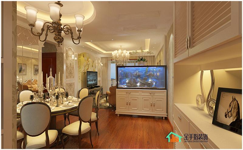 展城A1欧式尺寸分享大小装修|室内设计室内设计师章风格案例图片