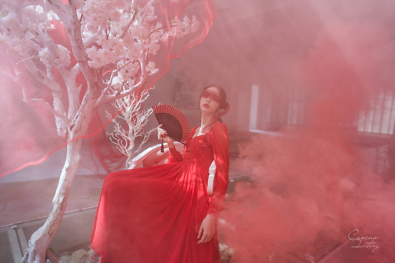 华贵妖娆的霓裳羽衣舞,告诉你杨贵妃让唐玄宗神魂颠倒的秘诀