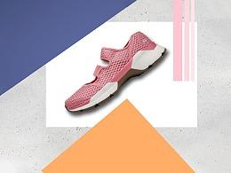 一打鞋子场景图