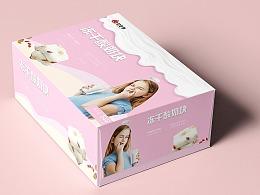 冻干酸奶包装设计