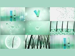 洗发水&护发素产品视频