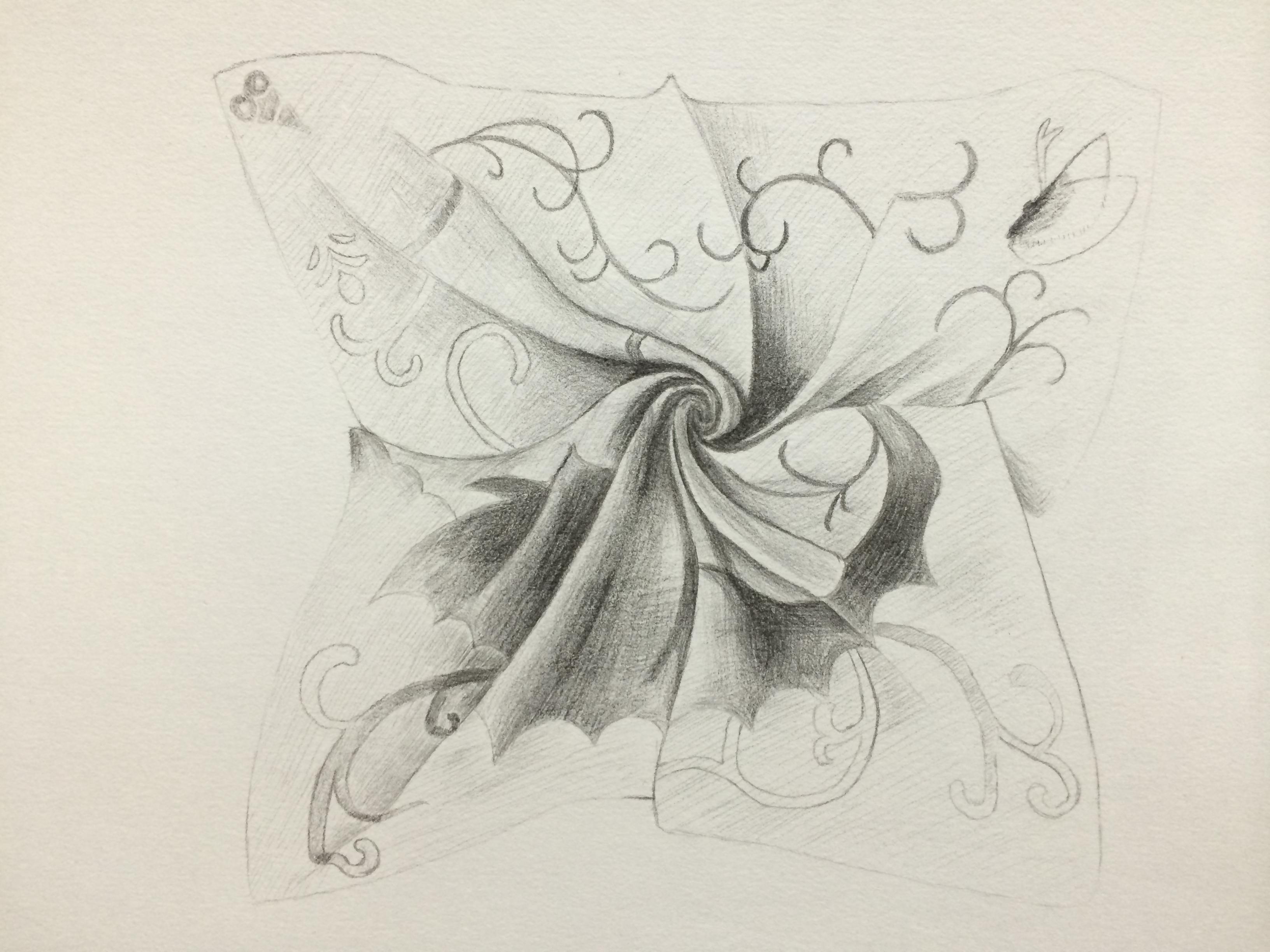 简笔画 手绘 素描 线稿 3264_2448