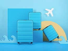 行李箱——产品拍摄