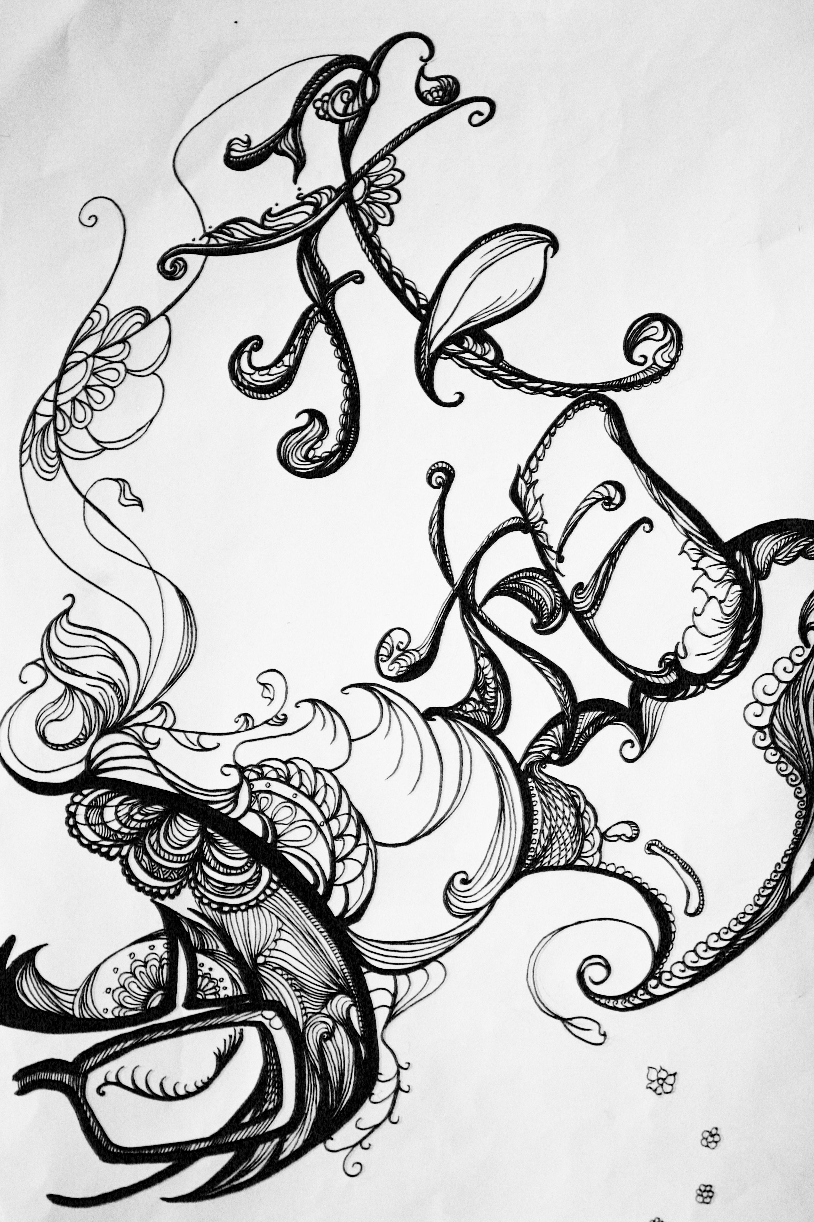 简笔画 设计 矢量 矢量图 手绘 素材 线稿 2848_4272 竖版 竖屏