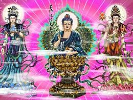 西游记人物谱--佛祖 菩萨组合