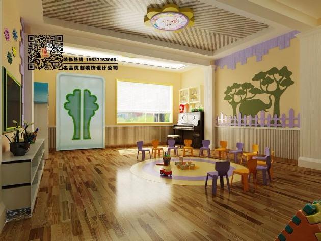 幼儿园装修设计河北树欣幼儿园礼品装大包如何包装设计图片