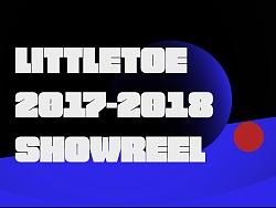 Littletoe 2017-2018 Showreel