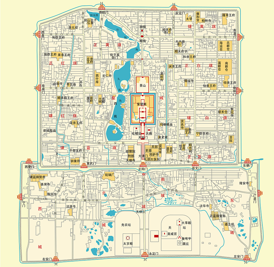 多媒体教学软件图形经典绘制|矢量/图案|地图|猫瓦楞纸板平面v图形图片