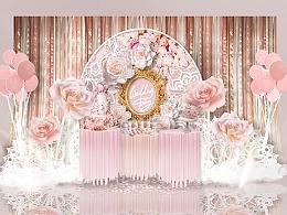 婚礼设计(婚礼设计效果图)